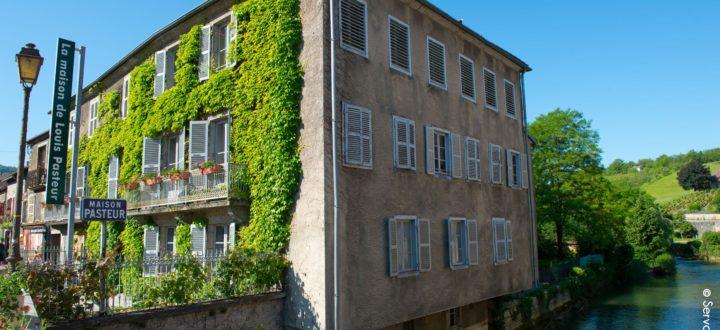 La maison Pasteur