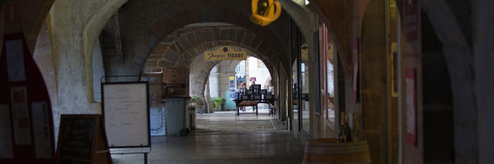 Arcades Arbois