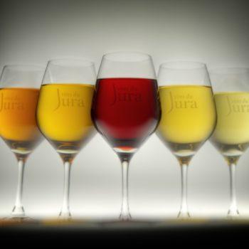Groupe de verres du Jura