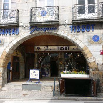 Caveau Jacques TISSOT