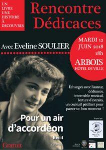 Rencontre dédicaces Soulier 12 juin - 1